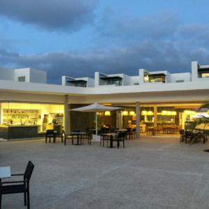 Restaurant, Club la Santa, Lanzarote, Canary Islands, Spain