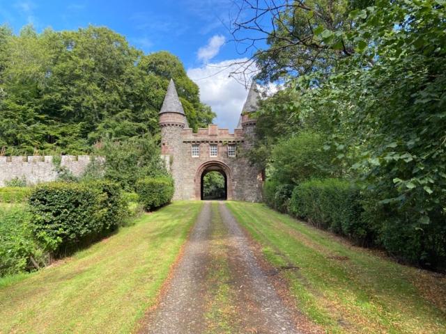 North Lodge, Fyvie Estate