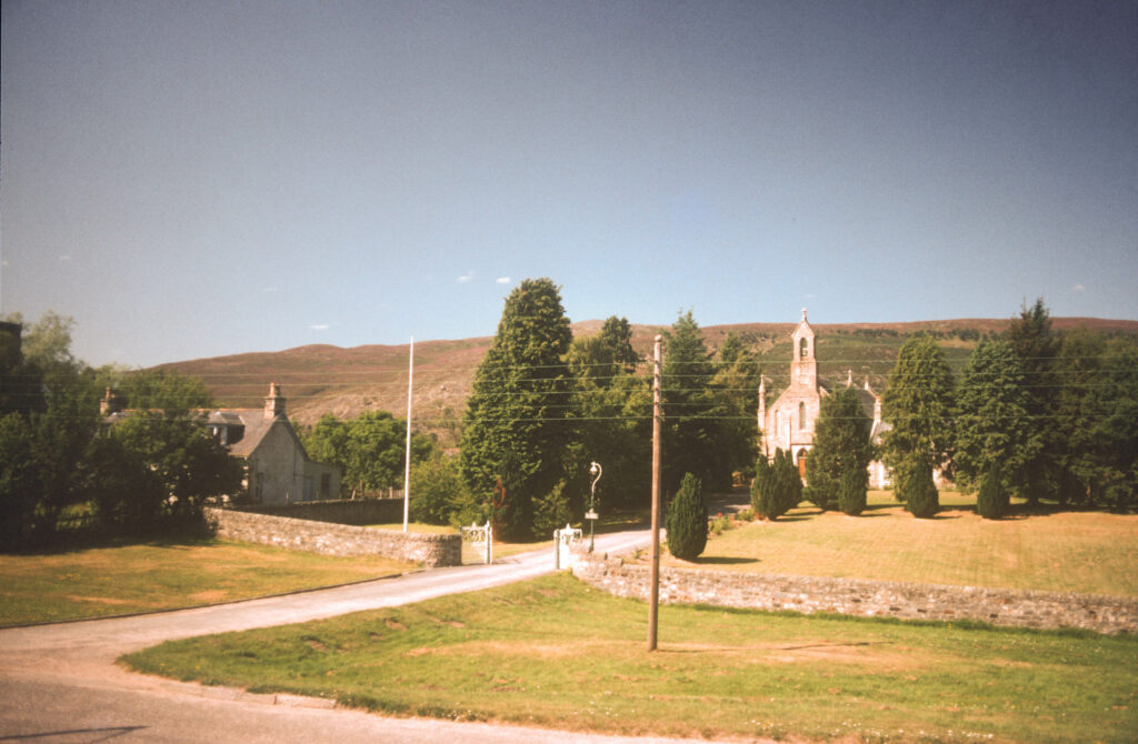 Church, Braemar