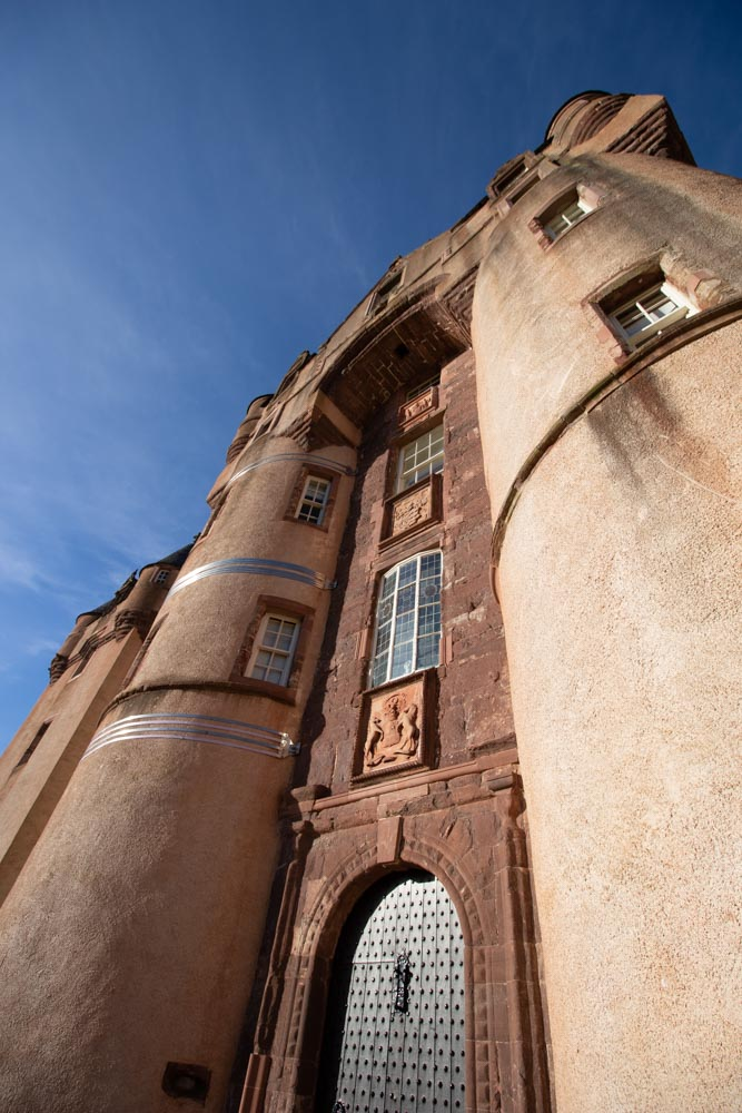 Seton Tower, Fyvie Castle