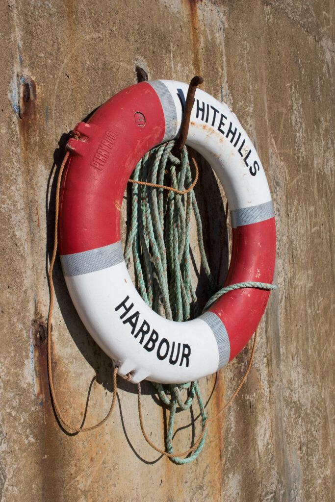 Lifebuoy, Whitehills Marina
